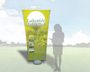 Lakeside Golf Club alfresco | Hartmann Exhibits & Displays