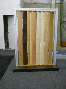 wood panels | Hartmann Exhibits & Displays