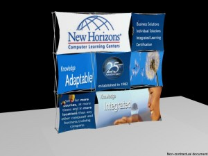 New Horizons Expressions Layout | Hartmann Exhibits & Displays