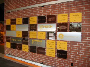 Interior Wall System | Hartmann Exhibits & Displays