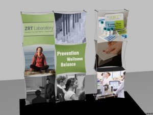 ZRT Laboratory | Hartmann Exhibits & Displays