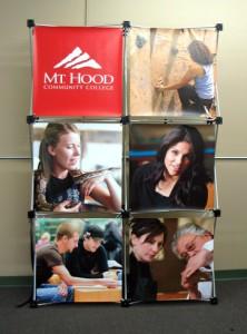Mt. Hood Community College | Hartmann Exhibits & Displays