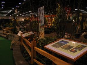 Pro Grass Exhibit | Hartmann Exhibits & Displays