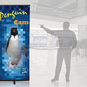 penguin | Hartmann Exhibits & Displays