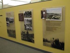 Interior Wall Murals | Hartmann Exhibits & Displays