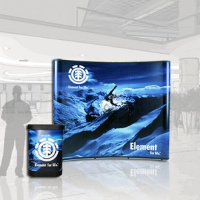 Element | Hartmann Exhibits & Displays