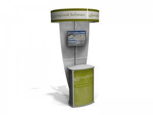 Springbrook Kiosk | Hartmann Exhibits & Displays