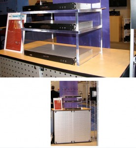acrylic riser | Hartmann Exhibits & Displays