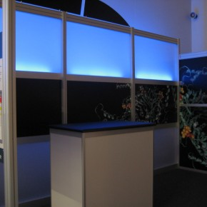backlit panels | Hartmann Exhibits & Displays