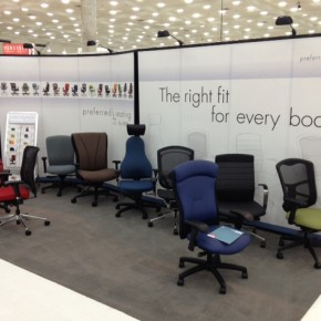 Preferred Seating | Hartmann Exhibits & Displays