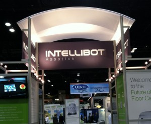 Intellibot Robotics | Hartmann Exhibits & Displays